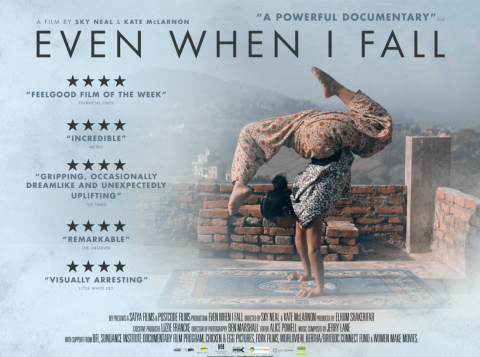 Even When I Fall poster