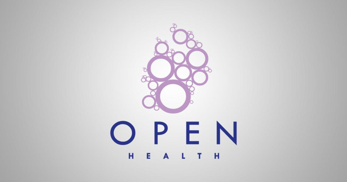 Open Health logo